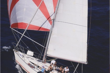 Hire Sailboat JEANNEAU SUN FAST 39 Marseille