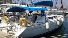 Jeanneau. Sun Odyssey 36I in Athens for hire