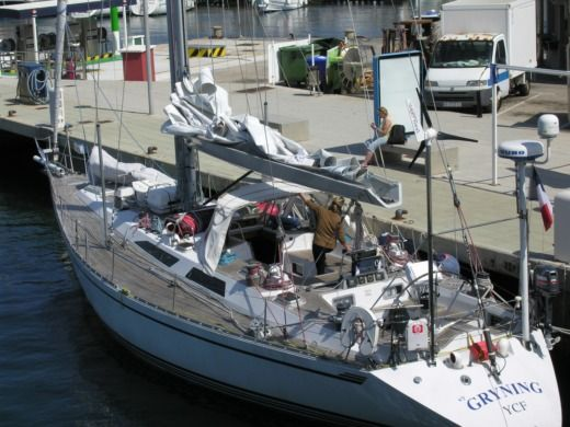 BALTIC YACHT Baltic 55 a Barcelone tra privati