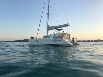 Location Catamaran Lagoon 440 Porto-Vecchio