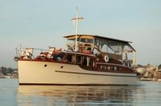 Rental Motorboat Grandy Boat Company Custom Seattle