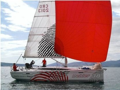 Rental Sailboat Dehler 38 Split