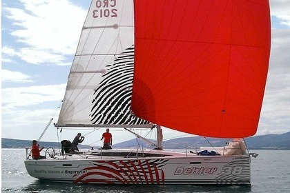 Charter Sailboat DEHLER 38 Split