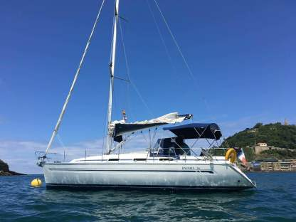 Charter Sailboat Bavaria 36 Hendaye