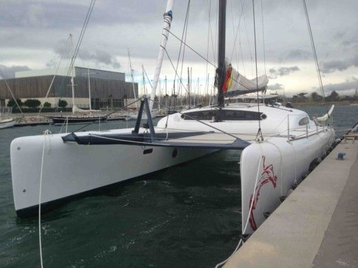 Xl Catamarans Ts 52.8 en Saint George