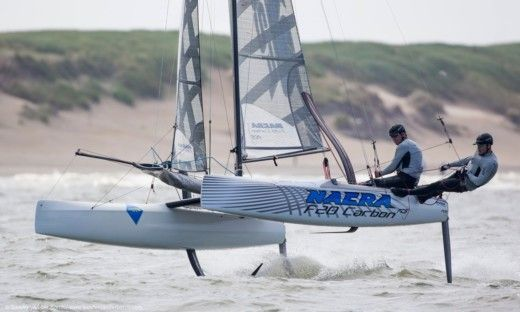 Nacra F20 Fcs in Palavas-les-Flots for hire