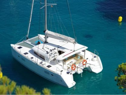Location Catamaran Lagoon 400 Full Equippe Ibiza