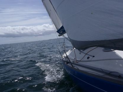 Location Voilier Beneteau First 210 Arradon
