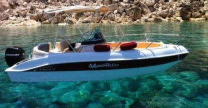 Miete Motorboot Marinello Open 19 Cres