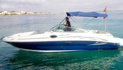 Miete Motorboot Sea Ray 240 Sundeck Port de Pollença