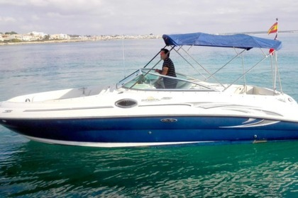 Rental Motorboat SEA RAY 240 SUNDECK Port de Pollença