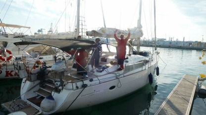Rental Sailboat Elan 514 - Ibi Ibiza