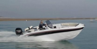 Rental Motorboat Salmeri Calipso 20 Arbatax