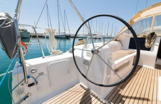 Sailboat Dufour 410 Grand Large (Ana)
