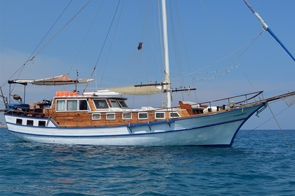 Miete Segelboot Wooden Tailor Made Gulet Rhodos