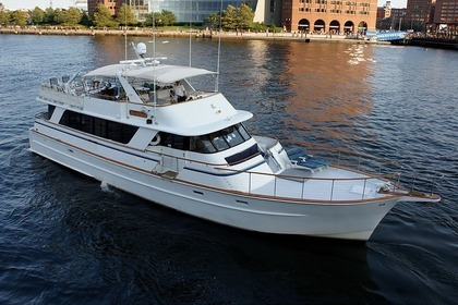 Rental Motorboat ROAMER 85 New York
