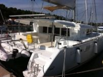 Lagoon Lagoon 45 in Pula for hire