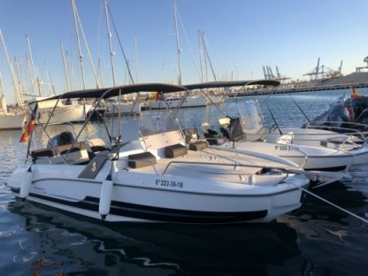 Rental Motorboat Beneto Flayer 6.6 Valencia