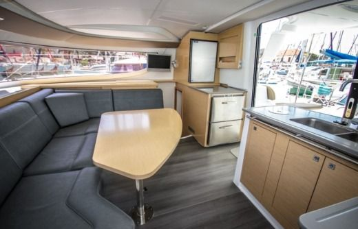 Lucia 40 Fountaine Pajot - Valeriia in Trogir