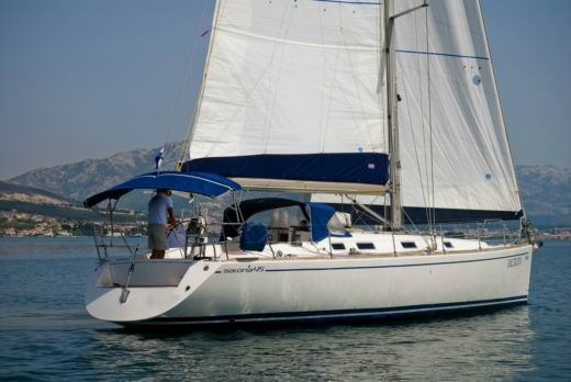 Sailboat Salona Salona 45