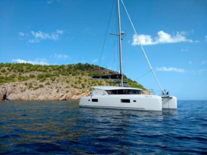 Location Catamaran Lagoon Lagoon 42 Ibiza