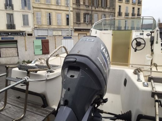 Rocca Zephir 540 in Marseille for hire