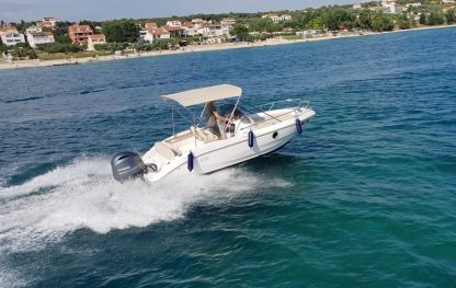 Charter Motorboat Sessa Key Largo 20, 2018 Pakoštane