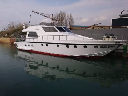 Charter Motorboat Canados 50 Bocca di Magra