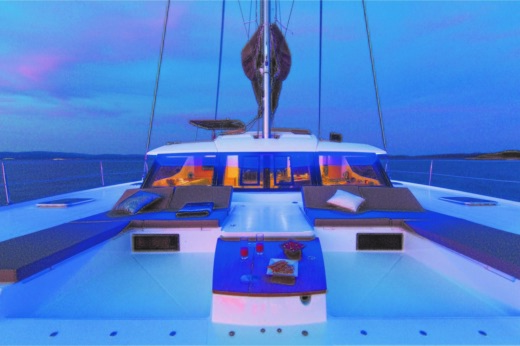 Location Catamaran Fountaine Pajot Catamaran Saba 50    2017 Marigot