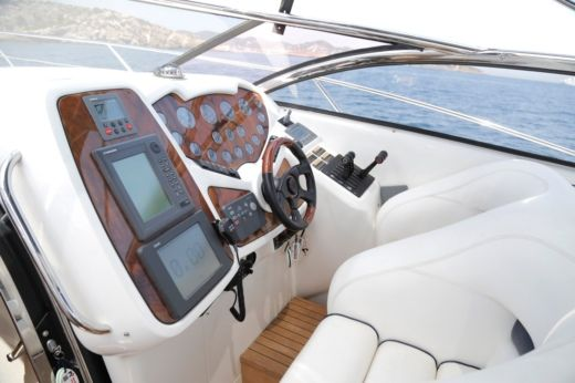 Sunseeker Superhawk50 in Ibiza for hire