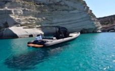 Scorpion Ribco 37 in Mykonos for rental