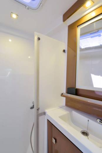 Catamaran Fountaine Pajot My37 à louer