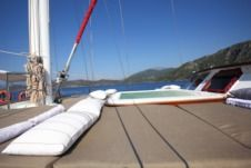 Platin Yachting Delux in Fethiye for hire