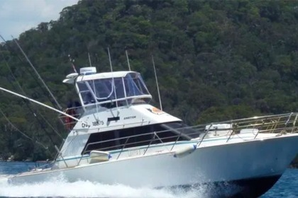 Rental Motorboat Precision 38 Sydney