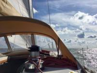 Sailboat Marine Project Plymouth Sigma 38 Ood for hire