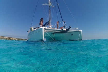Location Catamaran FOUNTAINE PAJOT BELIZE 43 Ibiza