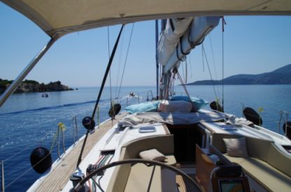 Rental Sailboat Hanse 540E Nydri