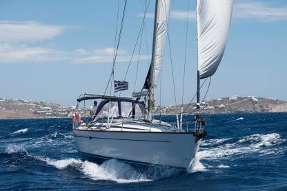 Rental Sailboat Bavaria 50 Mykonos