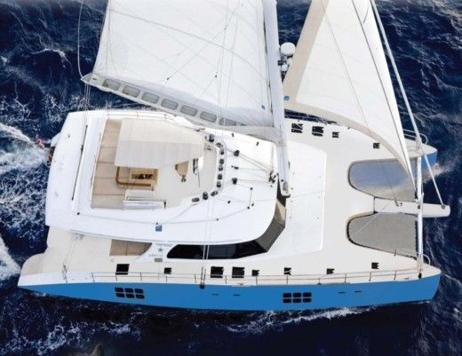 Sailboat Sunreef 70 for hire