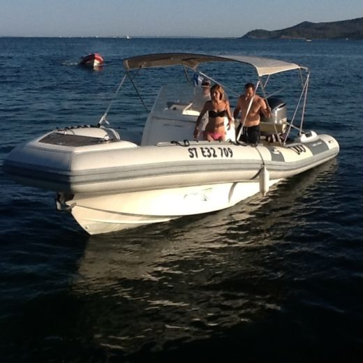 Sea Hawk . in Ibiza