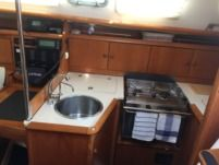 Jeanneau Sun Odyssey 32' in Corfu for rental