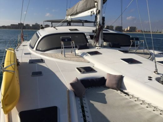 Alliaura Marine Privilege 585 Easy Cruise in Ajaccio for hire