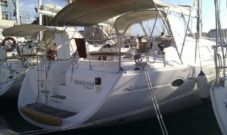 Sailboat Elan 434 Impression