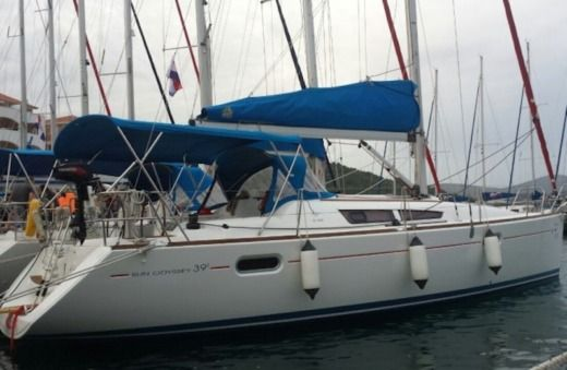 Sailboat Jeanneau Sun Odyssey 39I for hire