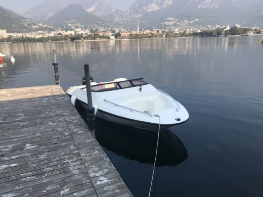 Charter Motorboat Hellas Paradise 16 Dongo