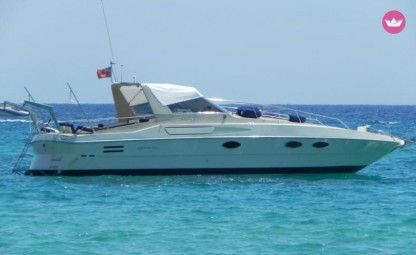 Charter Motorboat Riva Bravo 38 Special Cannes