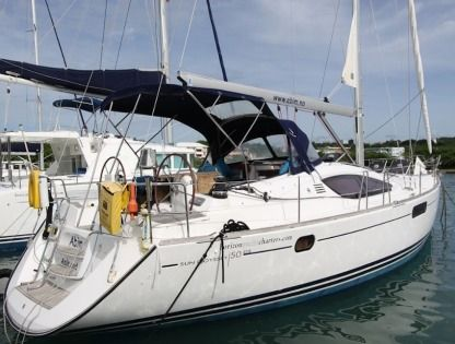 Rental Sailboat Jeanneau Sun Odyssey 50 Ds Grenada