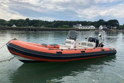 Location Semi-rigide Valiant Vanguard 6,20 T La Trinité-sur-Mer