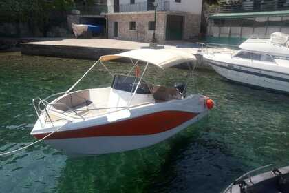 Hire Motorboat OKIBOATS BARRACUDA 545 Herceg Novi