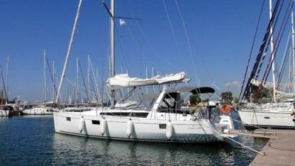 Rental Sailboat Beneteau Oceanis 48 Paros